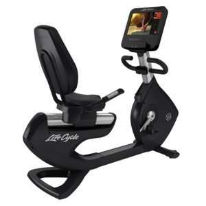 Life Fitness Elevation Discover Recumbent Bike