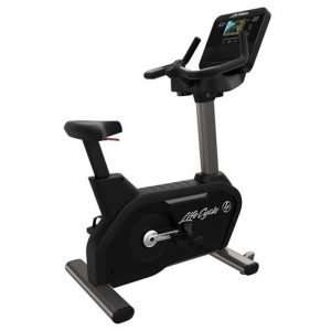 Life Fitness Club Series Plus Upright Lifecycle Exercise Bike