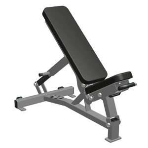 Hammer Strength Free Weight Multi Adjustable Bench Pro Style