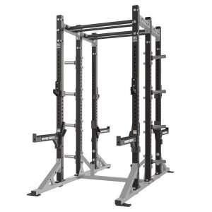 Hammer Strength HD Athletic Half-Half Combo Rack