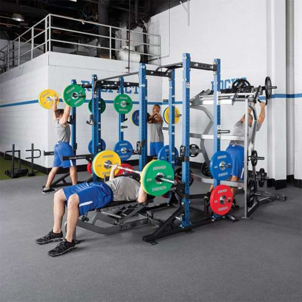 Life Fitness G7 Dual Adjustable Pulley With Adjustable Bench