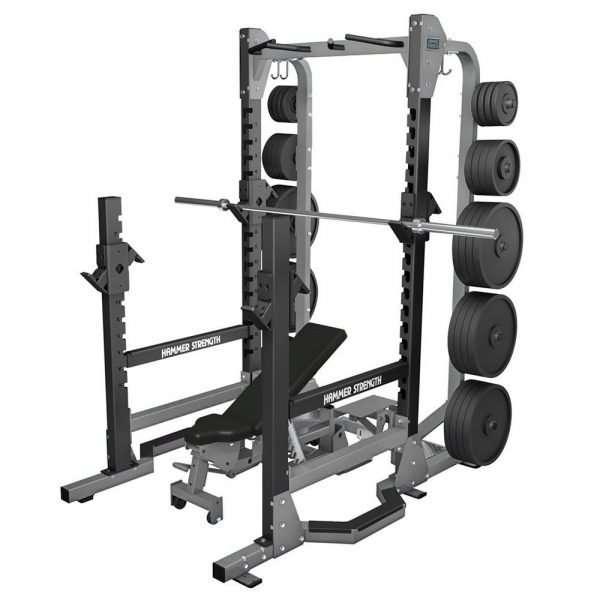 Hammer Strength HD Elite Multi Rack