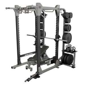 Hammer Strength HD Elite Power Rack, Long Base