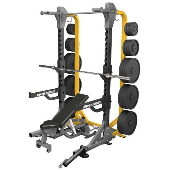 Hammer Strength HD Elite Stand Alone Storage