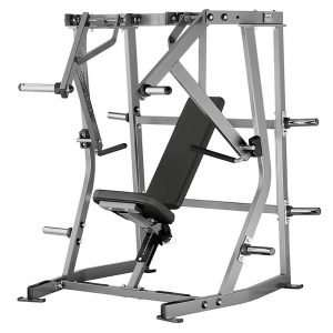 Hammer Strength Iso Lateral Decline Press