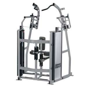 Hammer Strength Iso-Lateral Front Pulldown