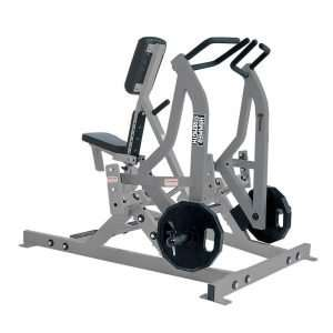 Hammer Strength Iso Lateral Rowing