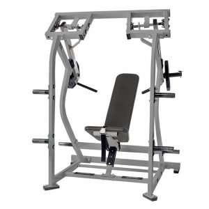 Hammer Strength Iso Lateral Shoulder Press