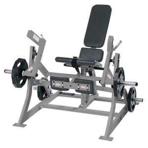 Hammer Strength Plate Loaded Leg Extension