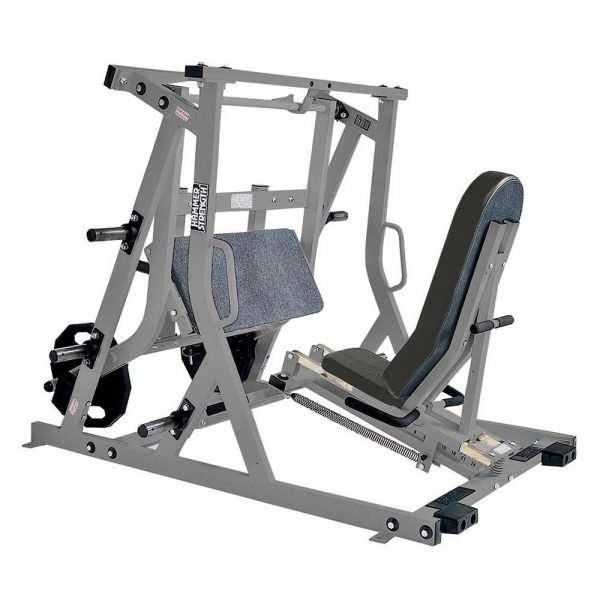 Hammer Strength Plate Loaded Leg Press