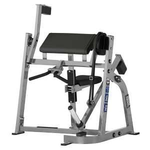 Hammer Strength Plate-Loaded Seated Biceps