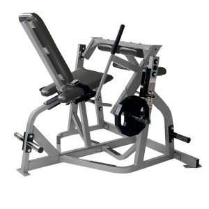 Hammer Strength Plate Loaded Seated Leg Curl