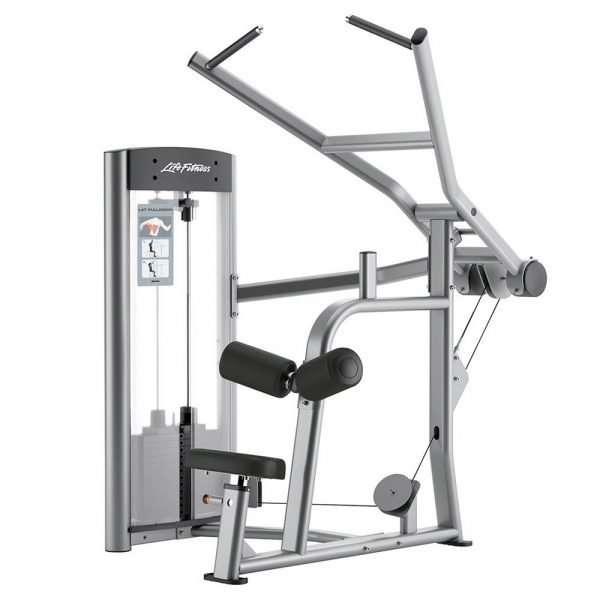 Life Fitness Optimal Series Lat Pulldown