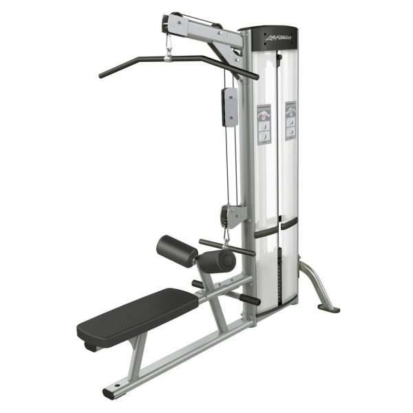 Life Fitness Optima Series Lat Pulldown/Low Row
