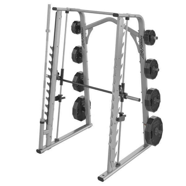 Life Fitness Optima Series Smith Rack