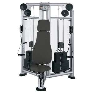 Life Fitness Signature Cable Motion Chest Press
