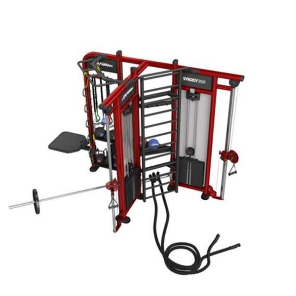 Life Fitness Synrgy360 T Versa DAP+